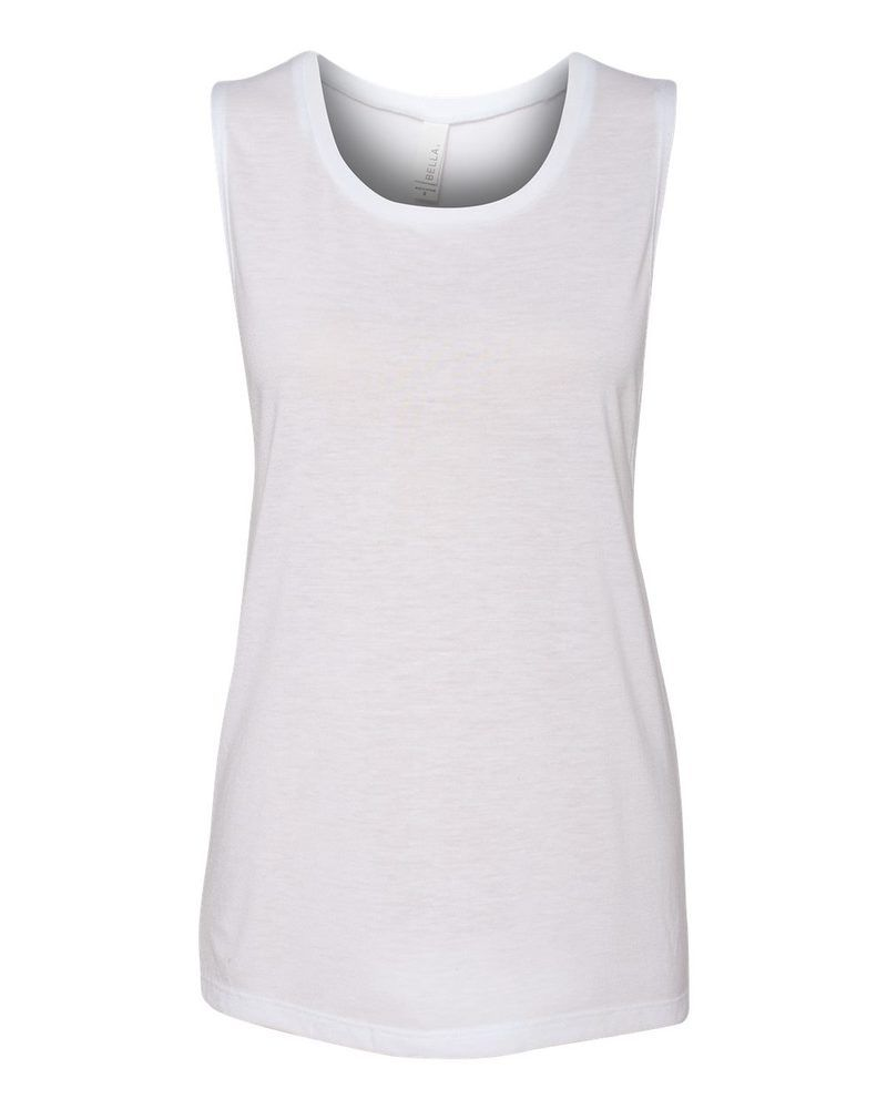 7d8a20e1 Bella+Canvas 8803 - Flowy Muscle Tank | Tops | Womens muscle tank ...