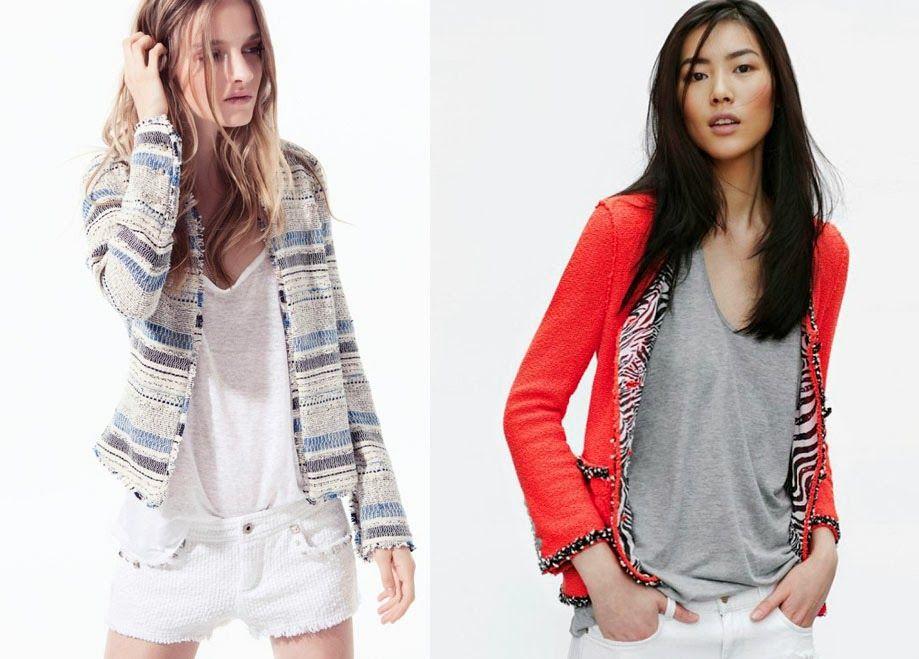 DIY Chaqueta Chanel (patrón gratis incluido). Costura de chaqueta y ...