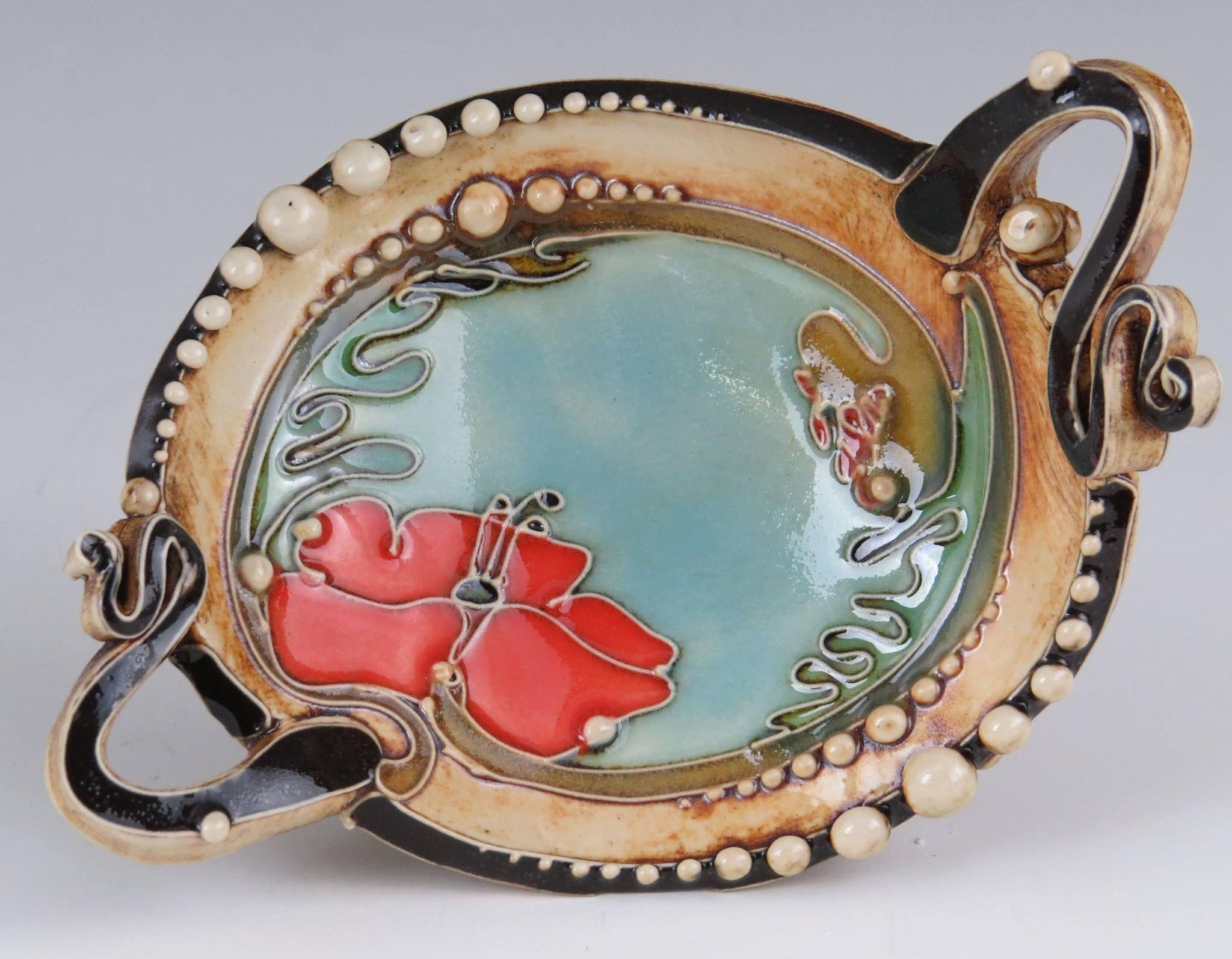 Carol Long Decorative Pottery Pottery Designs Pottery Art