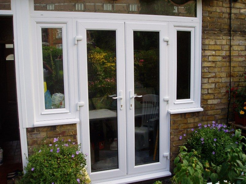 Replacing the existing window with french doors has completely replacing the existing window with french doors has completely changed the aesthetics and feel of this room it has created a light and airy living planetlyrics Image collections