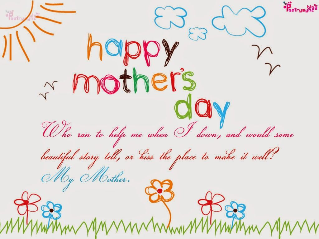 Special Happy mothers day thank you quotes images Happy