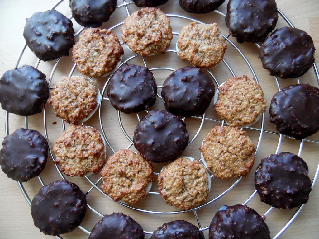 Selbst gemachte Lebkuchen - besser als Original – Familienpunsch #nikolausbacken