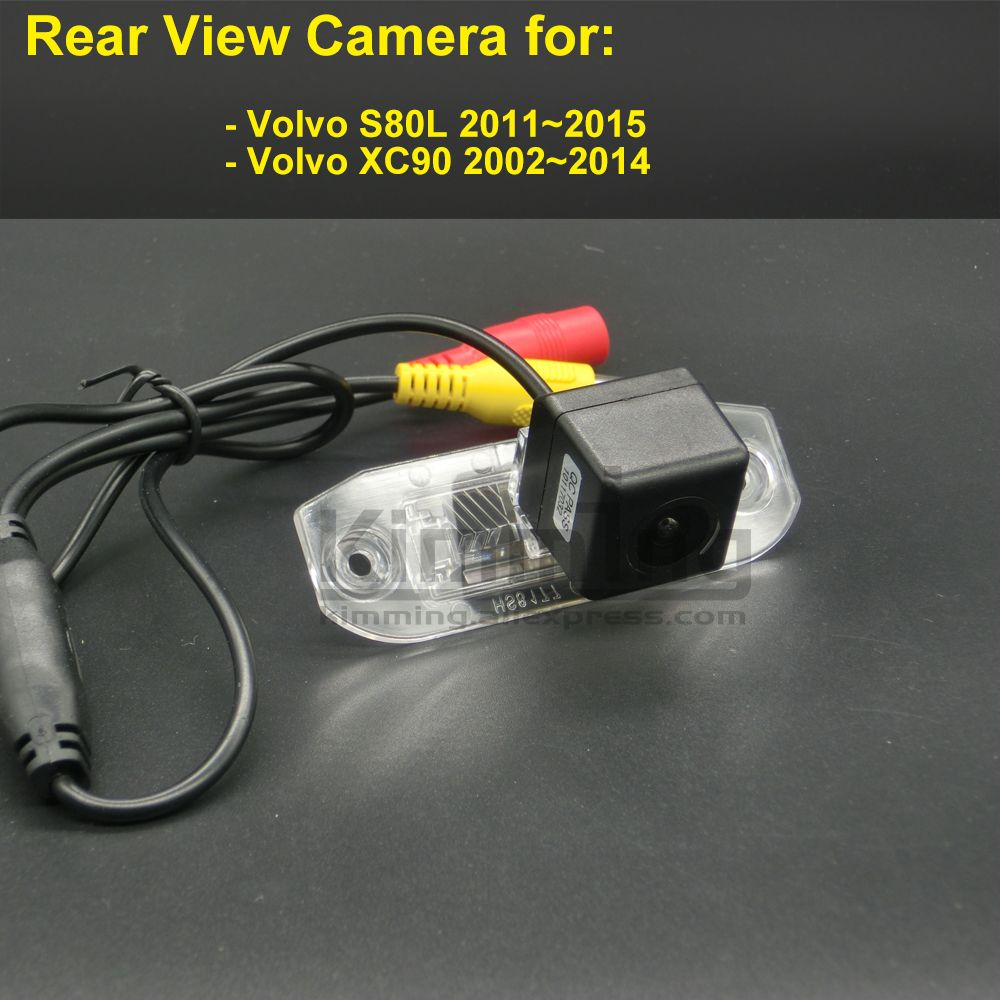 Car Rear View Camera for Volvo S80L XC90 2002 ~ 2008 2009 2010 2011 ...