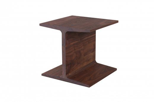 Viewing Matthew Hilton 345 I-Beam Side Table Product