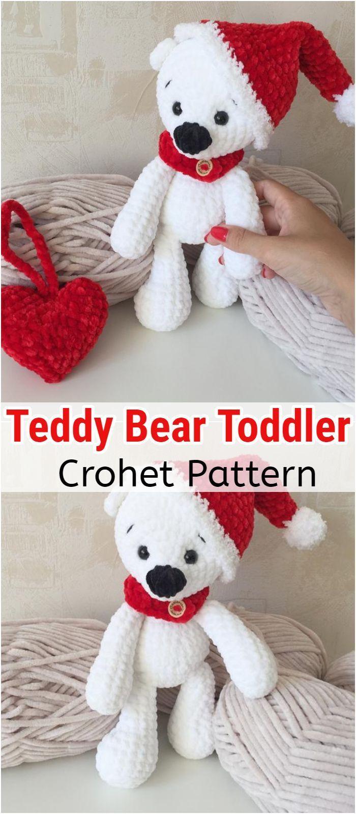 Free Crochet Bear Patterns – Amigurumi Patterns #teddybearpatterns Free Crochet Bear Patterns – Amigurumi Patterns #crochetteddybears
