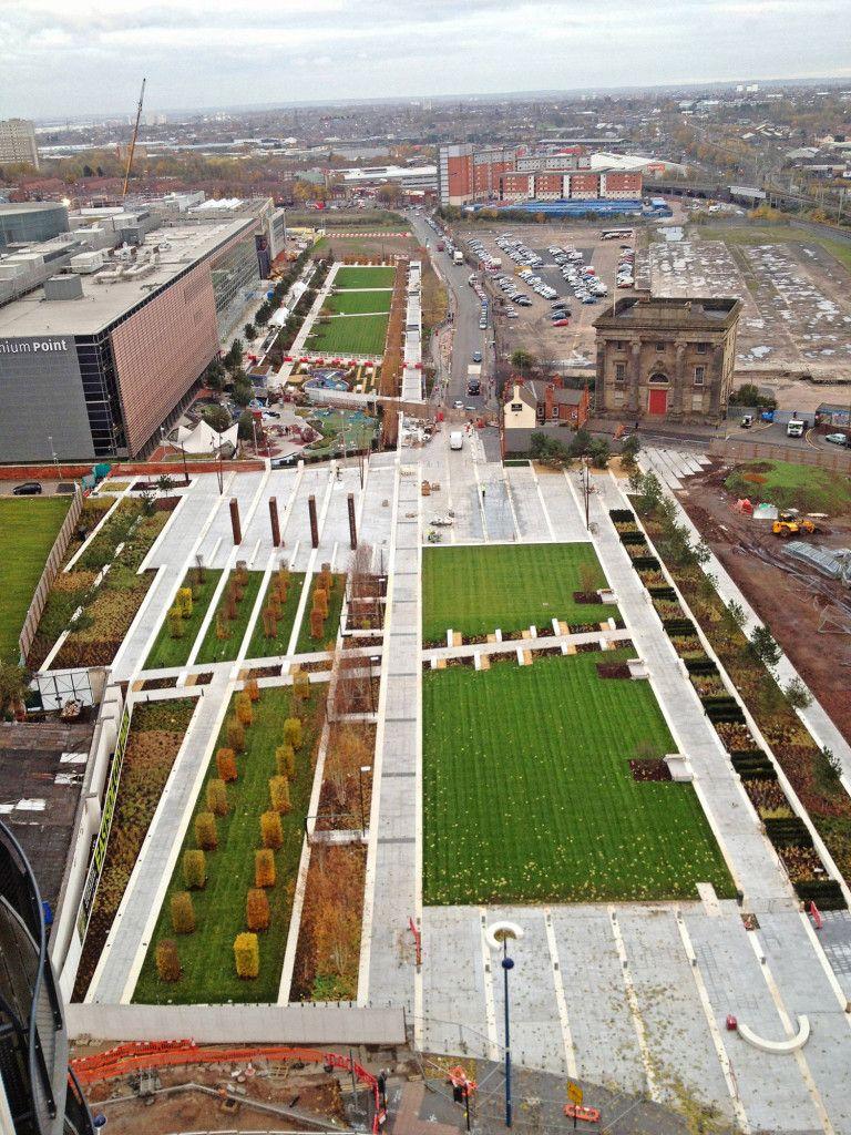 Eastside City Park Birmingham Park City Park Landscape Architecture