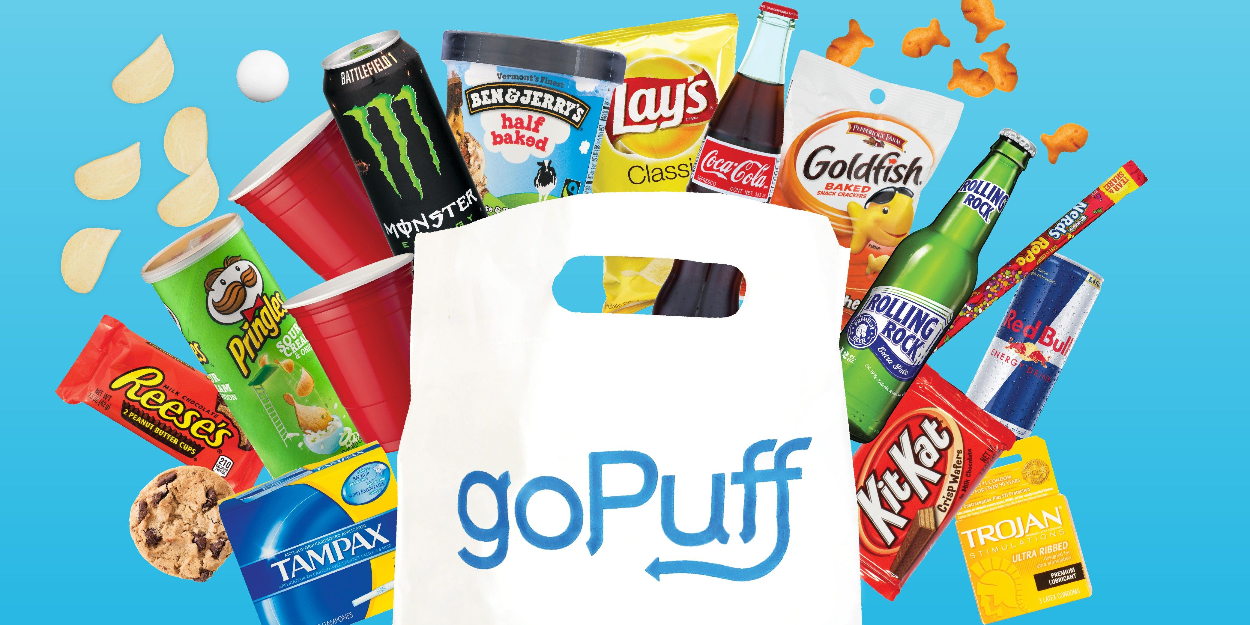 GoPuff Promo Code May 2020 in 2020 Promo codes coupon