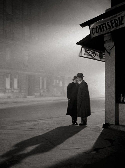 Fred Stein- Paris Evening, 1934. °