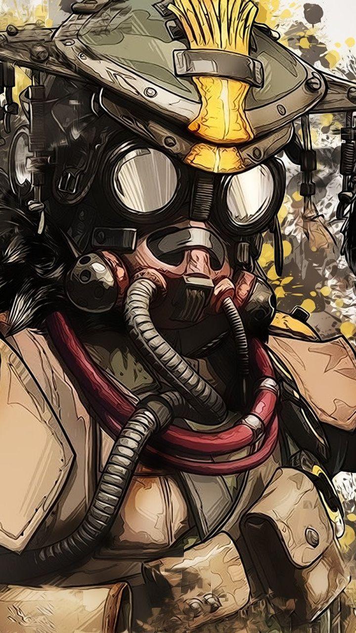 Apex Legends Wallpaper 8 Bloodhound, Legend, Apex