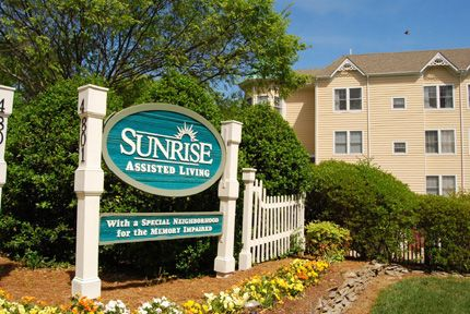 Great Location Great Staff Very Friendly Atmosphere Near Crabtree Mall And Close To A Lot Of Good Things Sunrise Rehab Facilities Senior Living Communities