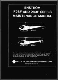 enstrom helicopter model f28f and 280 f maintenance manual rh pinterest com enstrom 480b maintenance manual enstrom 480 maintenance manual