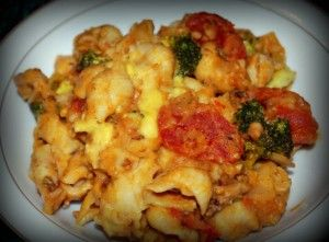 "Vegan ""Hamburger"" Helper Style Recipe"