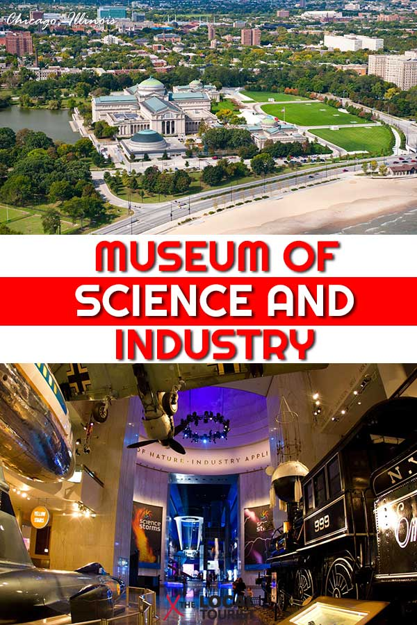 museum of science and industry free admission