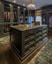 Photo of 14 Walk In Closet Designs For Luxury Homes – {hashtag} – #MasterBedroomIdeas