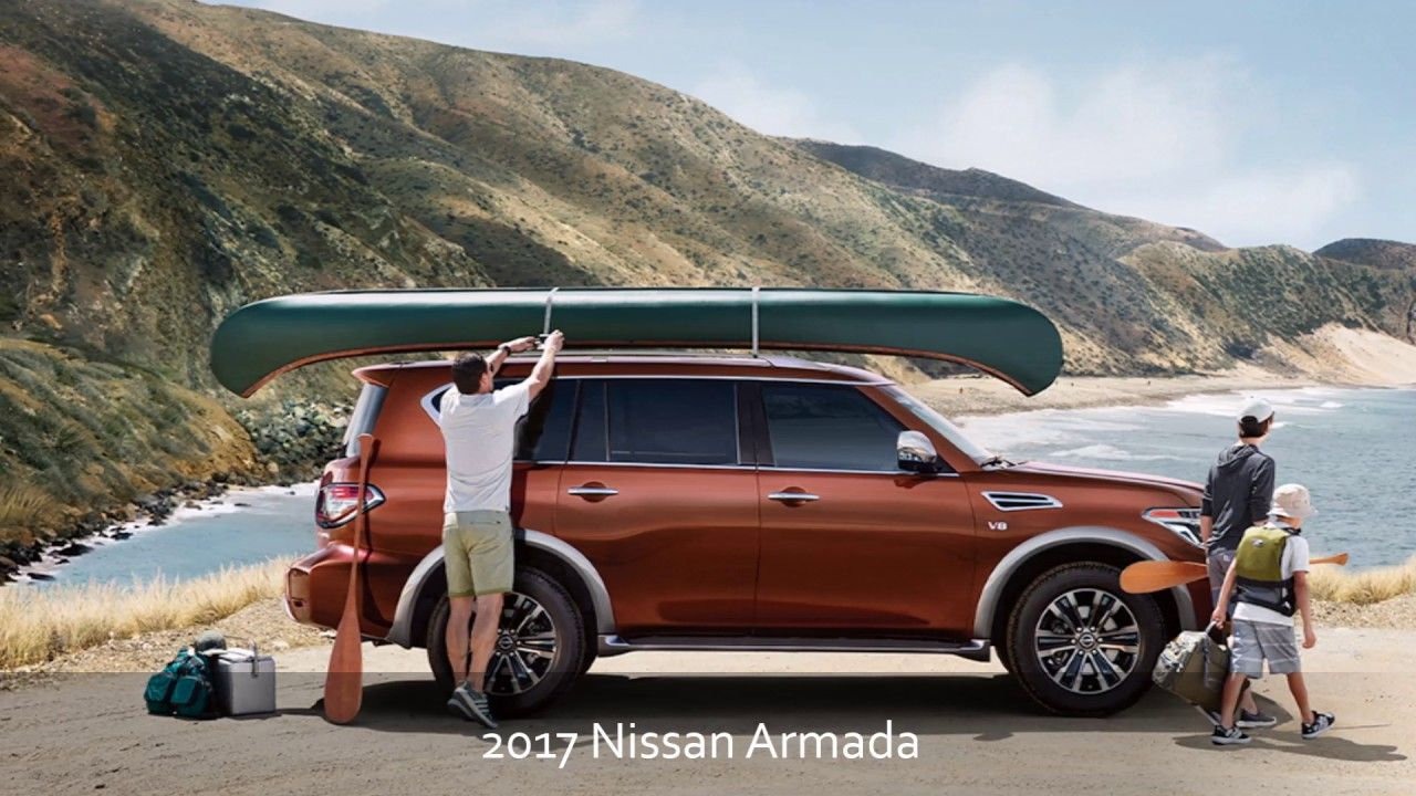 2017 nissan armada from sutherlin nissan serving sanford winter park and orlando fl