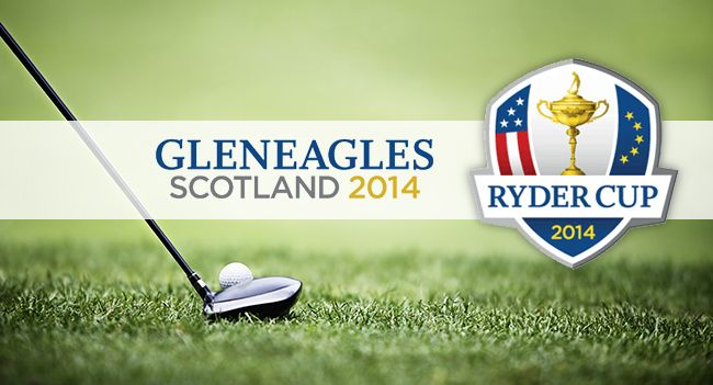 The 2014 Ryder Cup begins today! Any predictions?