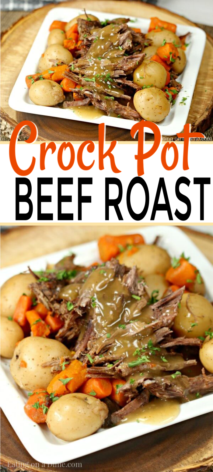 THE BEST CROCK POT ROAST RECIPE images