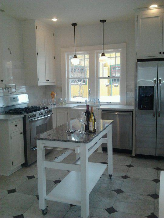 Nicole Curtis Rehab Addict - Minnehaha kitchen AFTER #kitchen ...