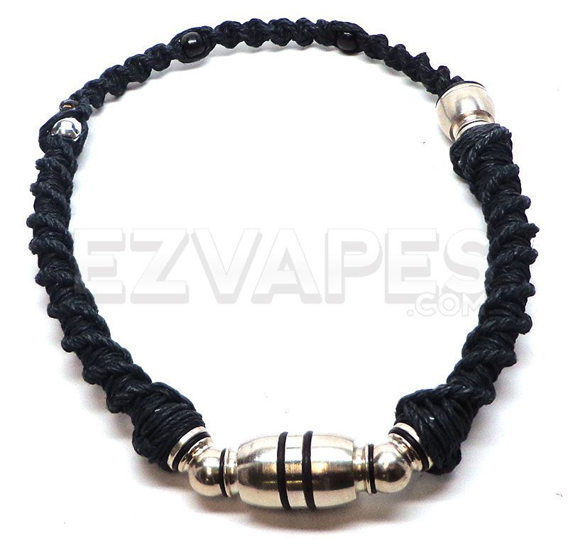 The Shhmokewear Original Neck Hookah is awesome jewelry that doubles as a discreet portable pipe... or is it the other way around?..