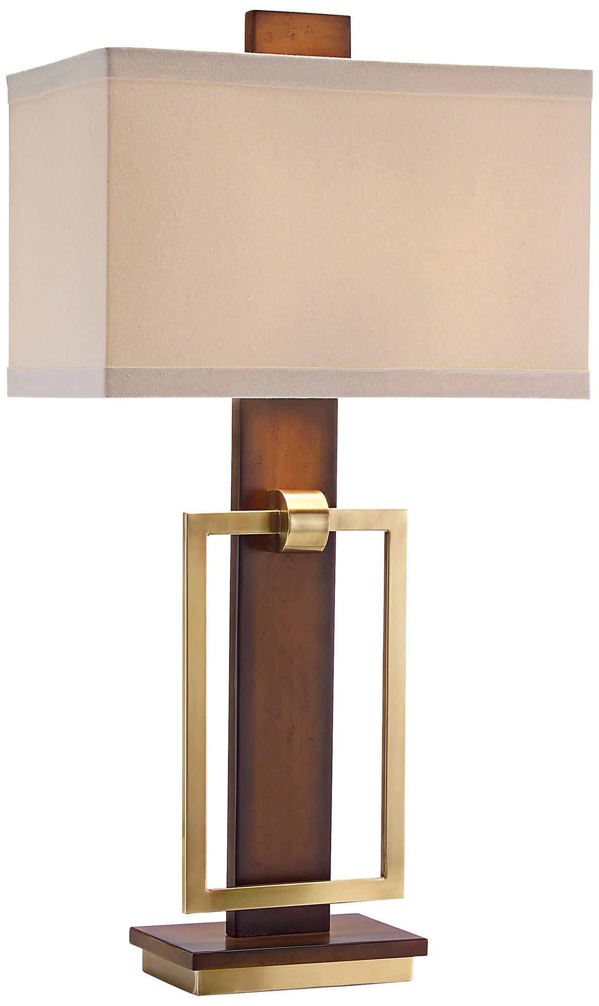 John Richard Mixed Media Table Lamp Lamps In 2019