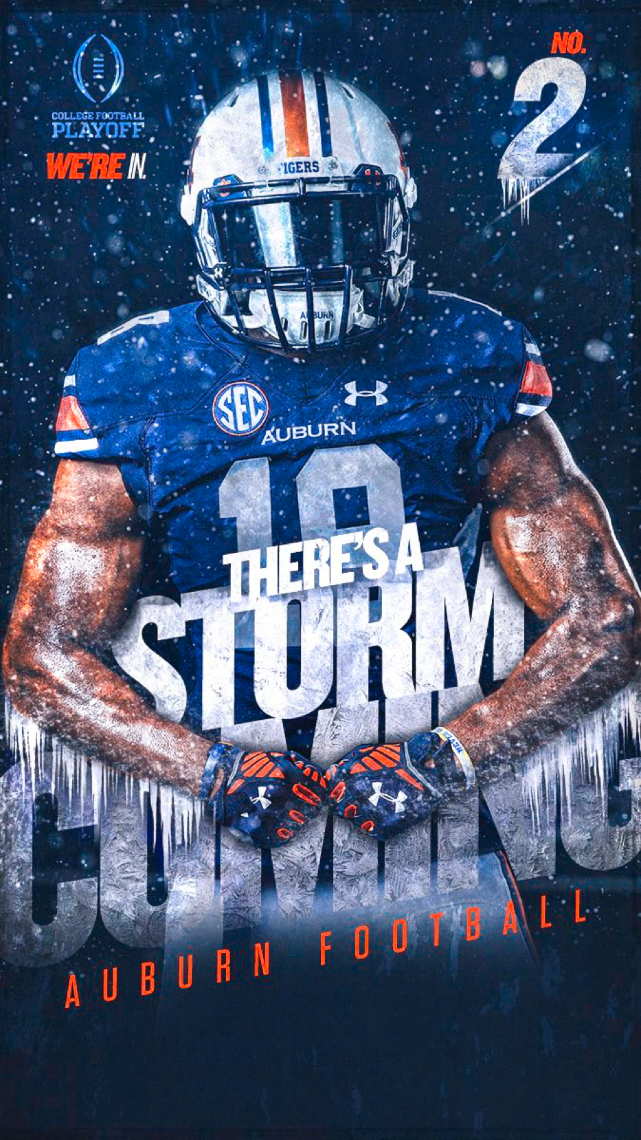 Auburn Sports Graphic Design Football Design Sports Wallpapers