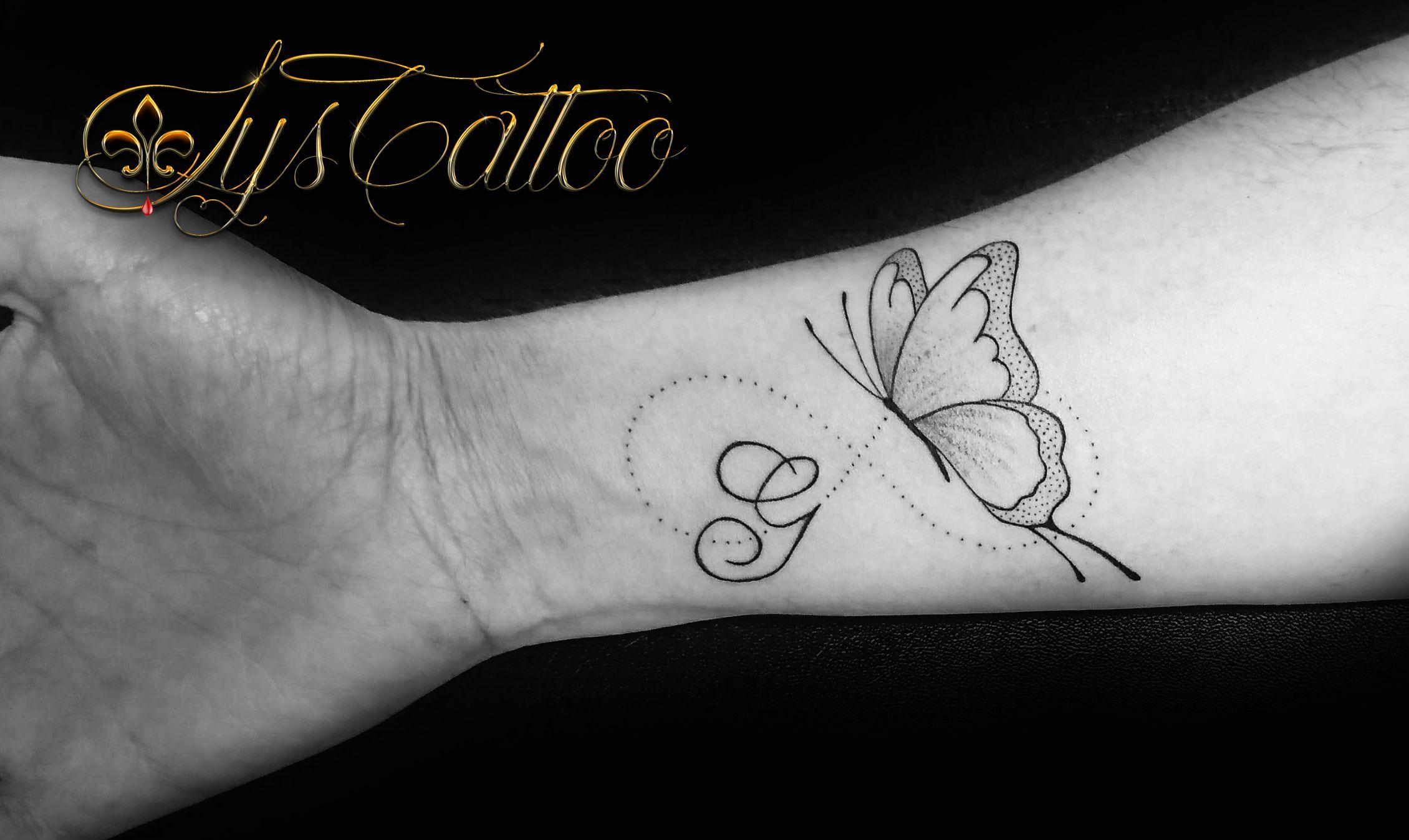 tatouage avant bras femme poignet fille girl tattoo. Black Bedroom Furniture Sets. Home Design Ideas
