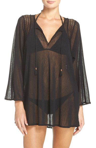 165d8f6b7bb82 Robin Piccone Pippa Cover-Up Caftan available at #Nordstrom | Sp/Su ...