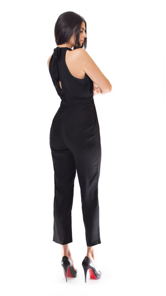 Lush  Clothing s  Black  Jump  Suit is our one-and-done 564ae0ae7