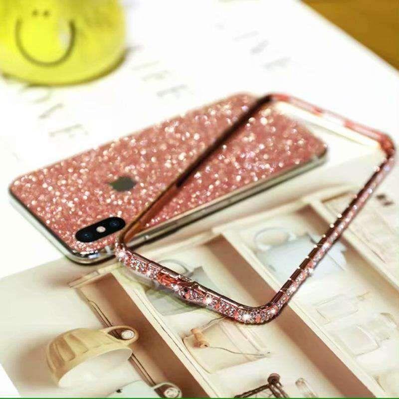 Luxury Bling Diamond Bumper For Iphone XS XR XSMAX inch