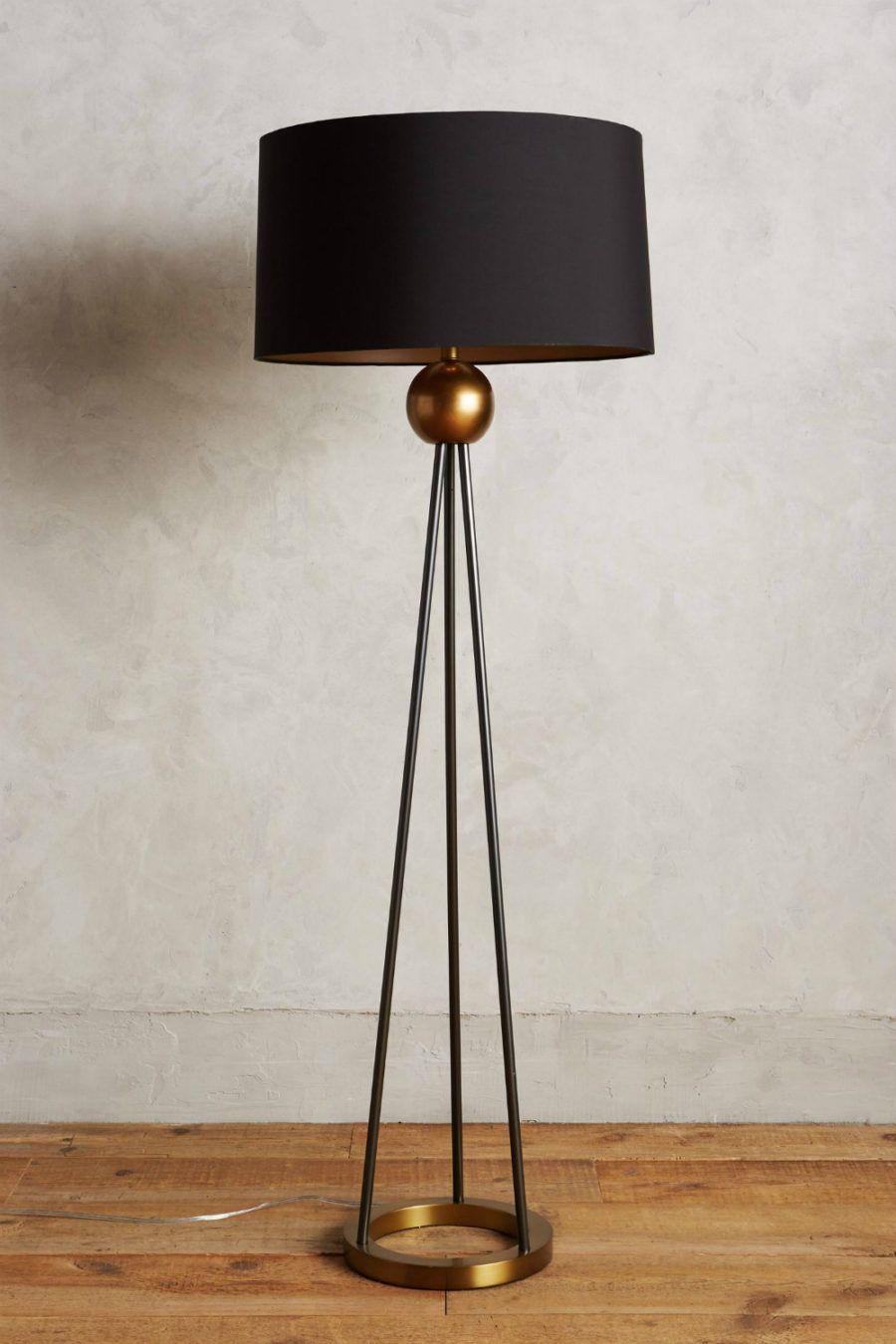 25 Absolutely Not Boring Tripod Floor Lamp Designs Beautiful Floor Lamps Unique Floor Lamps Tripod Floor Lamps