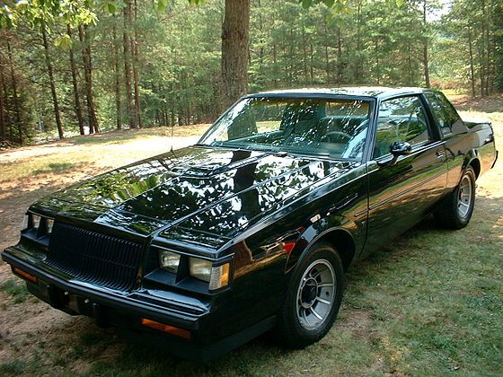 Buick Regal Wikipedia The Free Encyclopedia Buick Regal Buick Buick Grand National