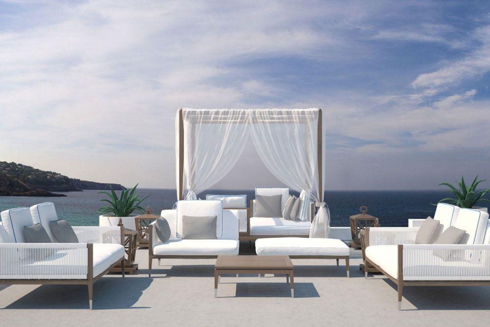 New all white hotspot in ibiza cotton beach club ibiza