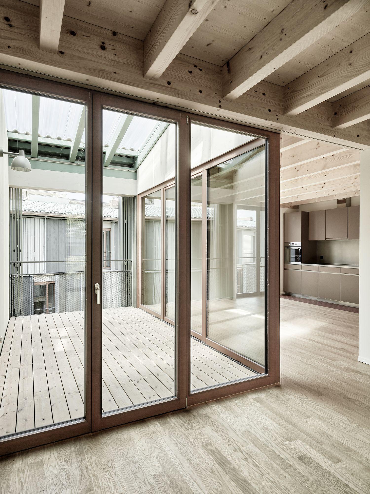 Wohnüberbauung Basel 2018_Esch Sintzel (mit Bildern