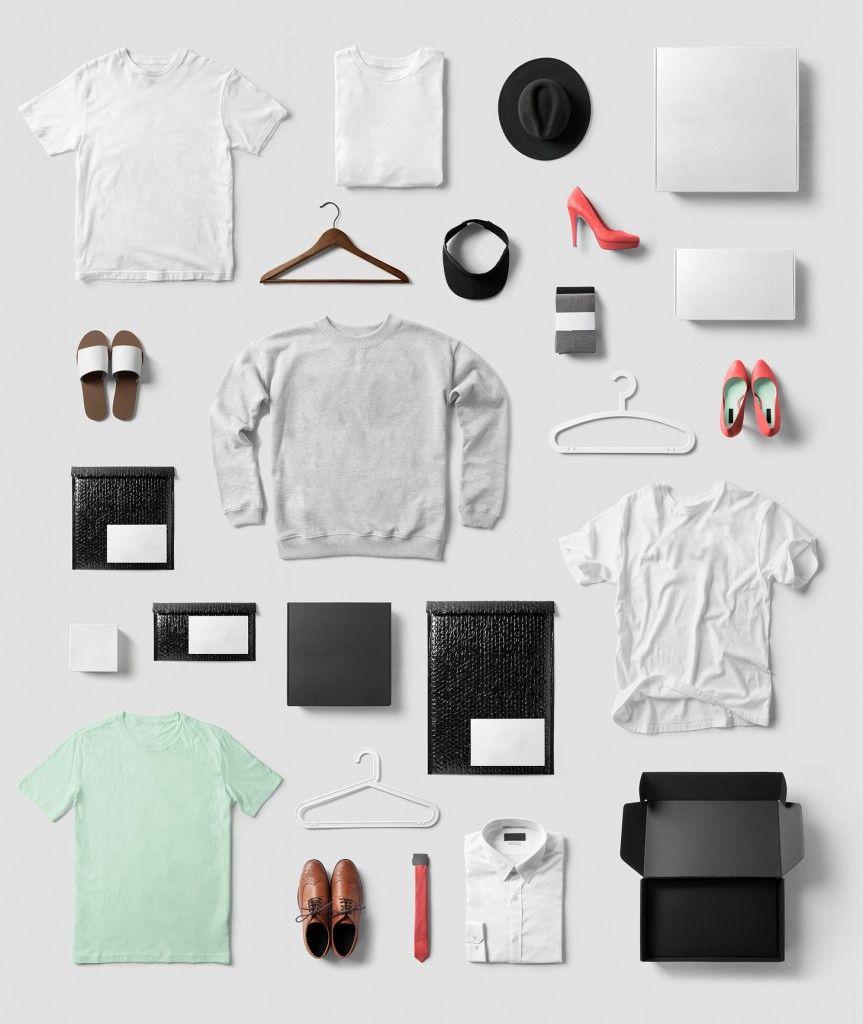 Clothing T Shirt Psd Mockup Mockup Preppy Clothing