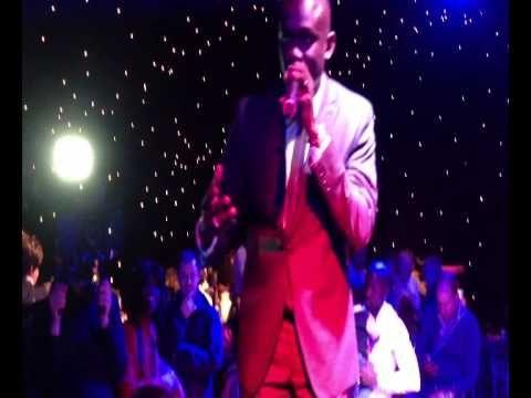 Vip Zone Pape Diouf à Lanniversaire De Son Ami Yaya Touré à