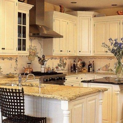 Superb StoneShop Kitchen: Hawaiian Green Granite Countertop