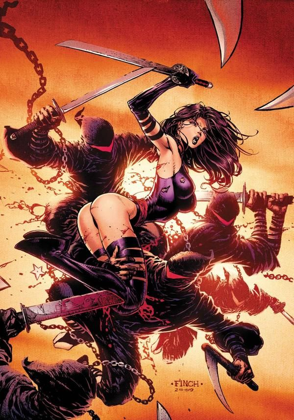 All about Psylocke (Betsy Braddock), via Comic Vine | Comic