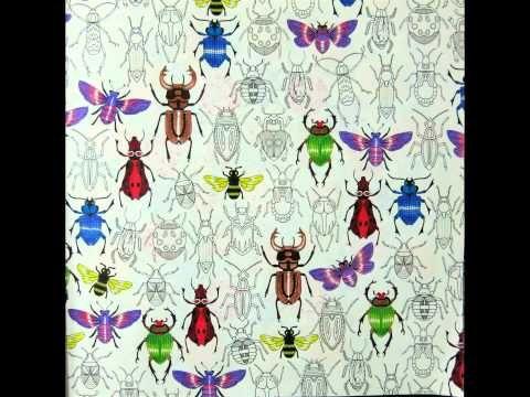 Johanna Basford.Secret garden.Coloring book.Раскраска для ...