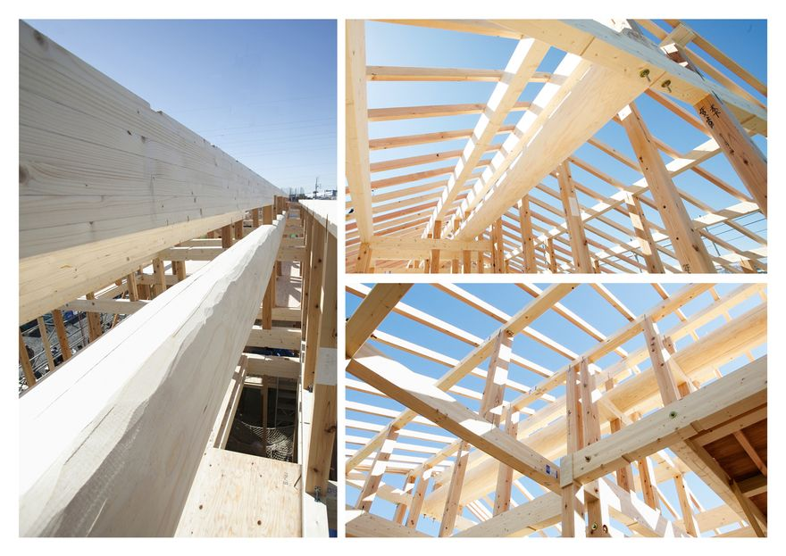 Timber construction [MS structure] | Complete list of the winners | Good Design Award