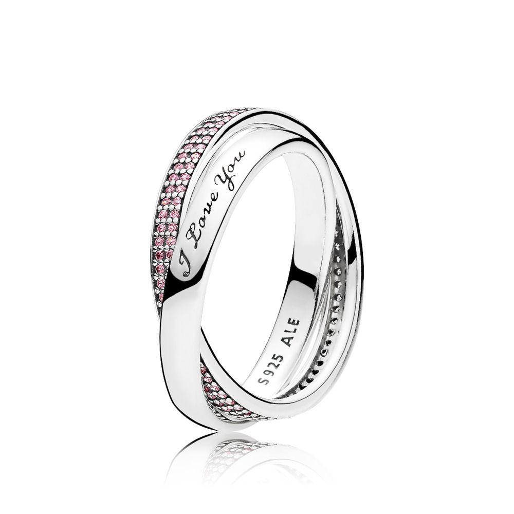 Bague Douce Promesse | Bague, Bijoux pandora, Idées de bijoux