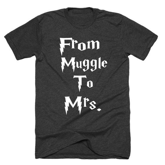 From Muggle to mrsT Shirts Cute online T Shirts by Friendlytees
