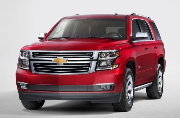 Chevy Tahoe Truck Based Full Size Suv That Is Very Similar To