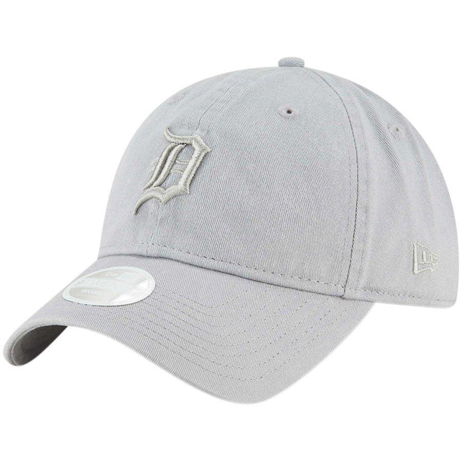 the latest 627bd 97c1b Women s Detroit Tigers New Era Gray Core Classic Twill 9TWENTY Adjustable  Hat, Your Price   21.99