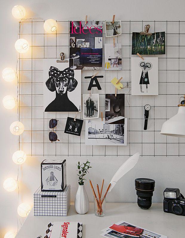 5 dicas baratas para o home office — Referans   decor   Pinterest ...