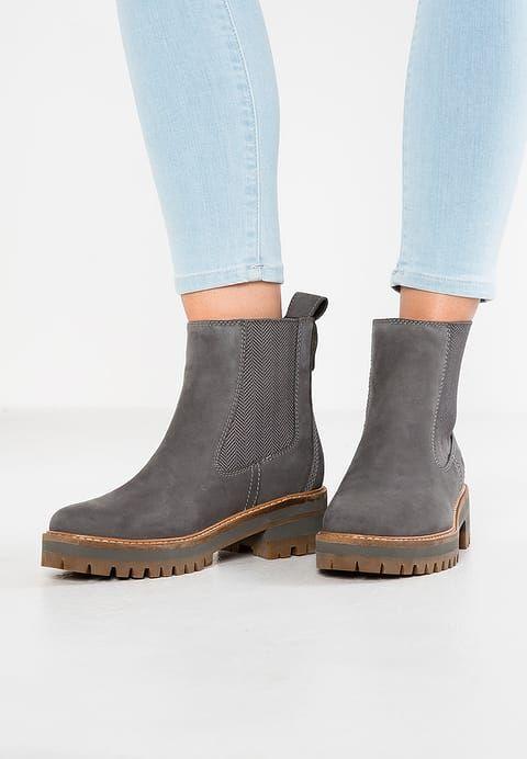 af2a156e29 Timberland COURMAYEUR VALLEY CHELSEA - Plateaustiefelette - dark grey für  169,95 € (18.10.17) versandkostenfrei bei Zalando bestellen.