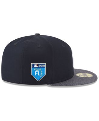 cheap for discount fddbe a4ee0 New Era New York Yankees Spring Training Pro Light 59Fifty Fitted Cap - Gray  7 3 8