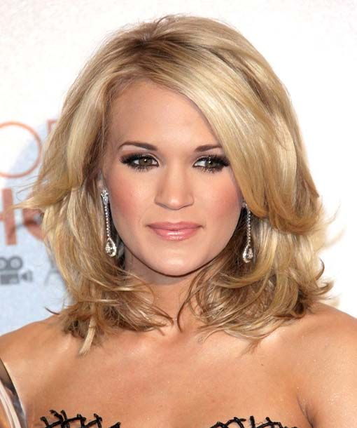 carrie underwood hairstyles hair