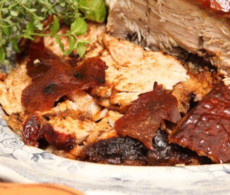 Santiago de Cuba's Roast Pork Marinated in a Garlicky Allspice-Cumin <em>Adobo</em> (<em>Cerdo Brujo</em>)
