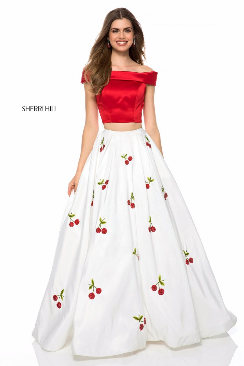 0e0fc90cbc4 Sherri Hill 52030 Prom 2018 - Shop this style and more at oeevening ...