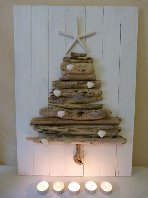 Feliz, fácil y económica navidad, arboles originales - Paperblog